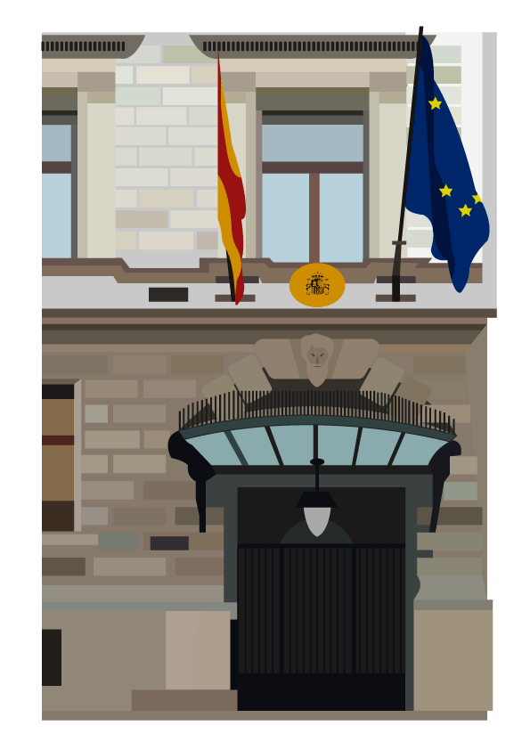Bufete de Abogados embajada de Hungria