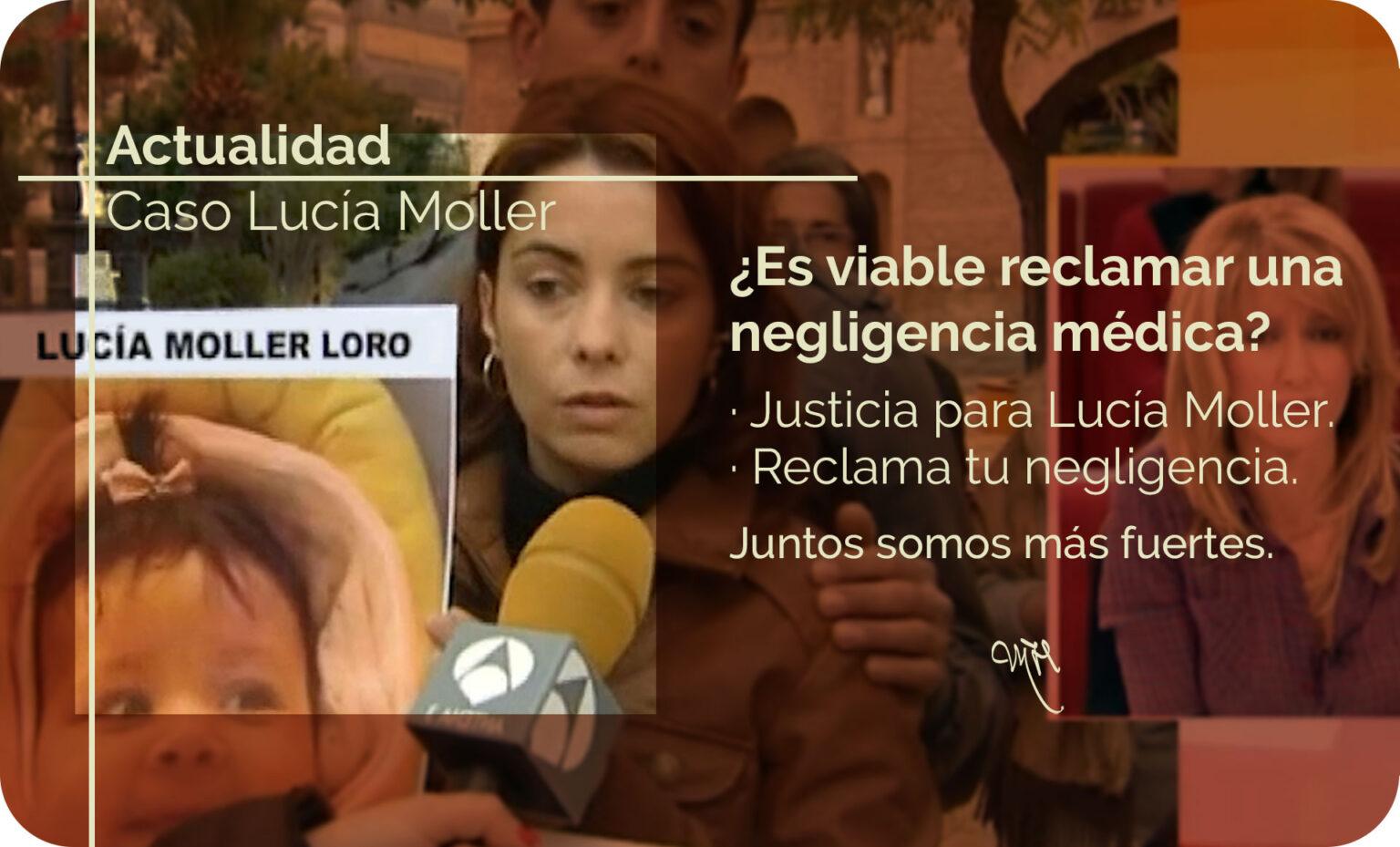 Negligencia Médica Infantil: Caso Lucía Moller